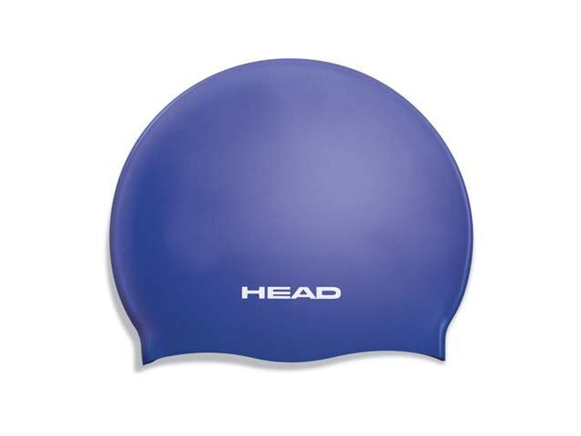 HEAD Silicone Flat Jr Royal (RY)
